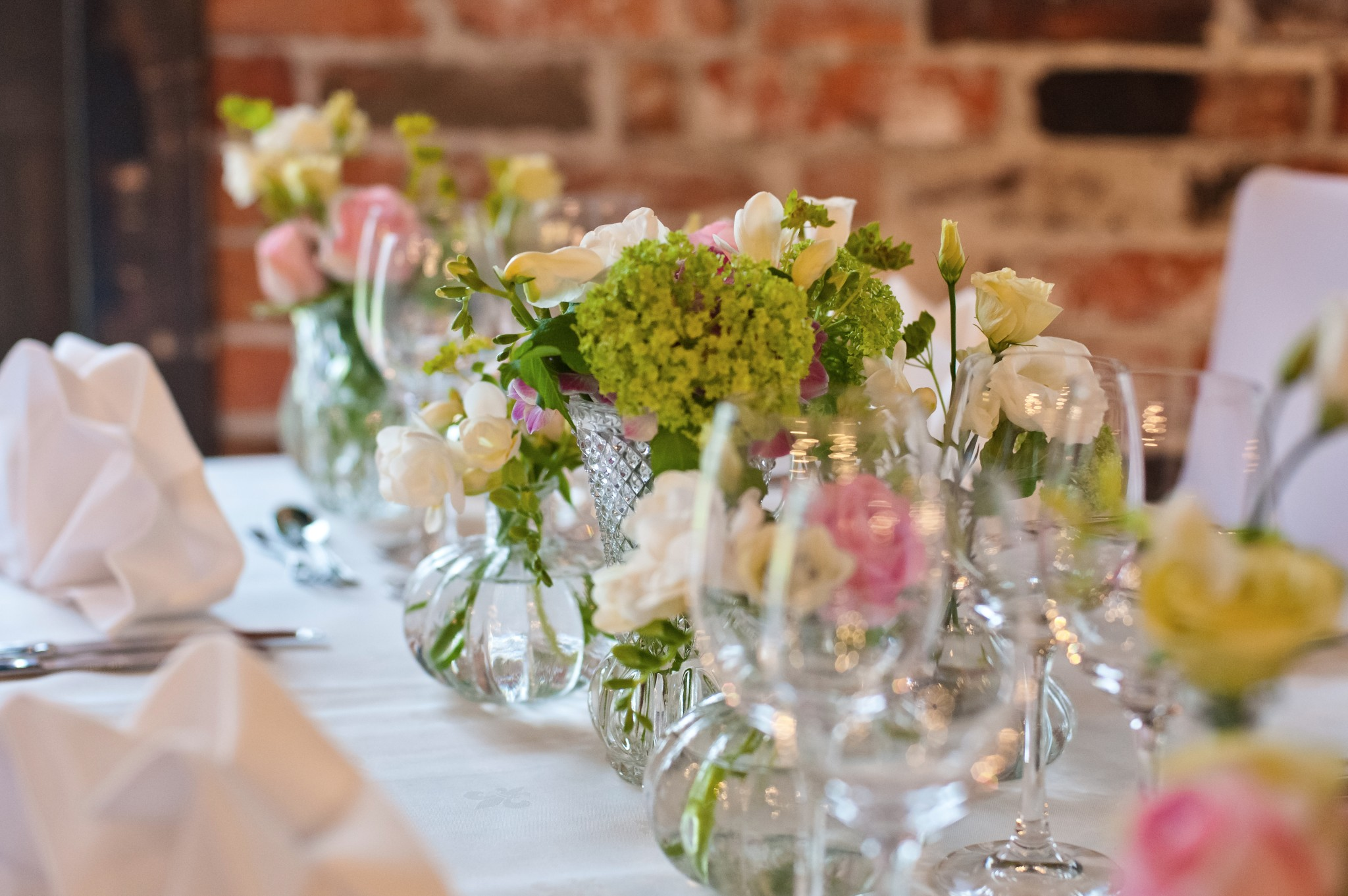 Choose from a selection of beautiful and historic event spaces, each with their own style and character to create an occasion that's as special as your love.
